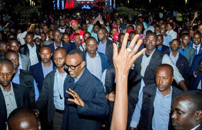rencontre sarkozy kagame