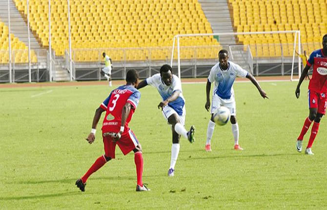 Cameroon afrique football coupes africaines des clubs les camerounais d attaque crtv - Coupe africaine des clubs ...