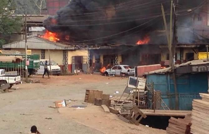 Le gouvernement embarrassé par les méthodes de l'armée en zone anglophone