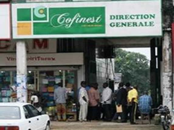 Cameroun cameroun economie syst me bancaire une for Chambre de compensation bancaire