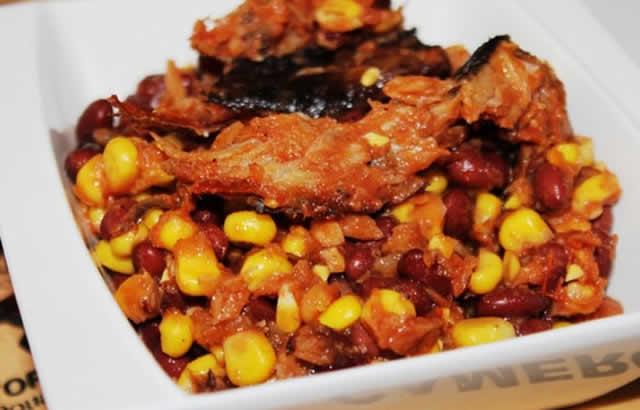Cameroun cuisine la recette du corn - Cuisine tv recettes 24 minutes chrono ...