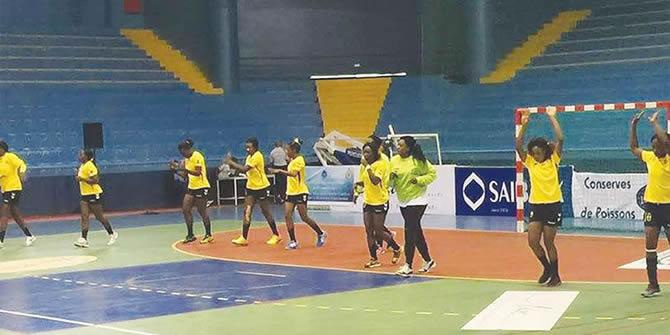 Cameroun handball coupe d afrique des vainqueurs de coupe handball fap en - Coupe d afrique handball ...