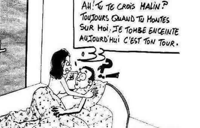 Célèbre cameroun :: Humour Quand une femme enceinte un homme ça donne  GH08
