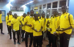 CAN U17: La Guinée passe, le Cameroun out