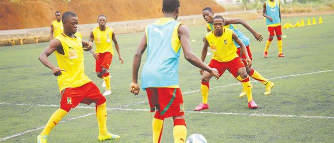 cameroun :: Lions indomptables U15 Mondial football Montaigu : les ...