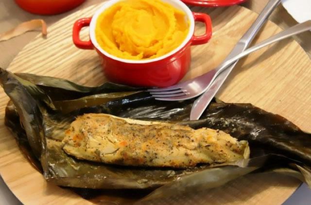 Cameroun cameroun cuisine la recette du ndomba de bar - Cuisine tv recettes 24 minutes chrono ...