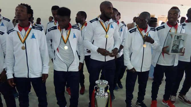 Cameroun afrique football les adversaires des clubs camerounais en coupes africaines sont - Coupe africaine des clubs ...