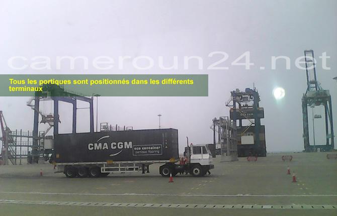 Cameroun cameroun transports la 2e phase de - Les cabinets de recrutement au cameroun ...