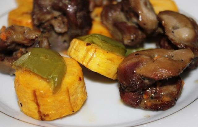 Cameroun cameroun cuisine la recette du g siers de - Cuisine tv recettes 24 minutes chrono ...