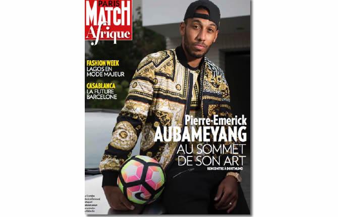 cameroun afrique paris match lance paris match afrique crtv actualit breaking news. Black Bedroom Furniture Sets. Home Design Ideas