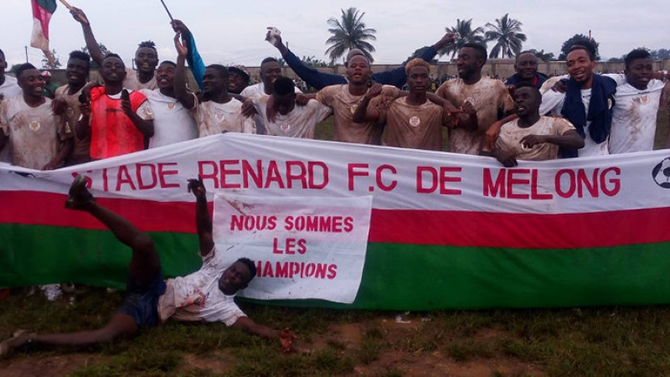 Stade renard enchaine face à Eding sport en Elite one