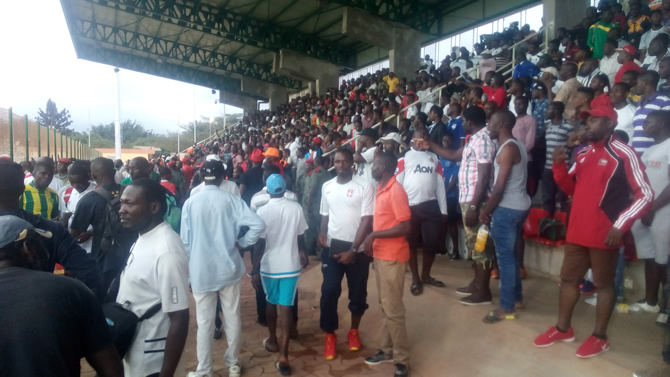 MTN Elite Two: Yaounde II Formation In Superior League