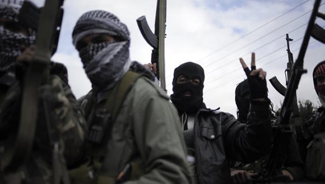 Al Qaida Syrie