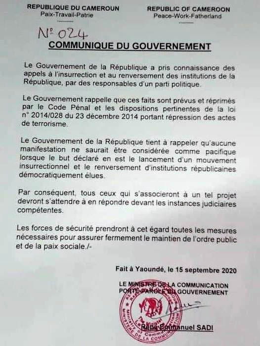 communique_gouvernement_interdiction_marches