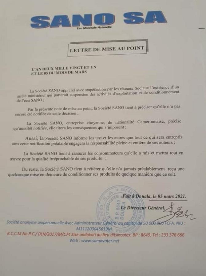 sano_mise_au_point
